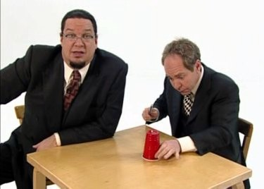 Penn and Teller – Magic Tricks « Penn and Teller